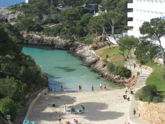 Cala Egos beach - Picture of Hotel Marina Corfu, Cala d'Or - TripAdvisor