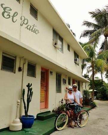 Superior The Parking Lot Picture Of El Patio Motel Key West TripAdvisor .