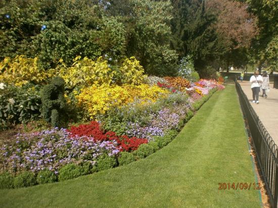 Foto de parque de st james londres jardines floridos y - Cuidado de jardines ...