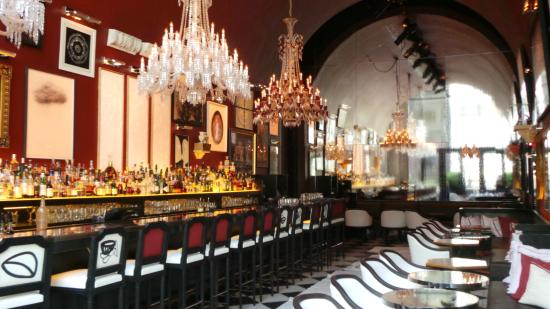 Baccarat Hotel Residences New York The Bar
