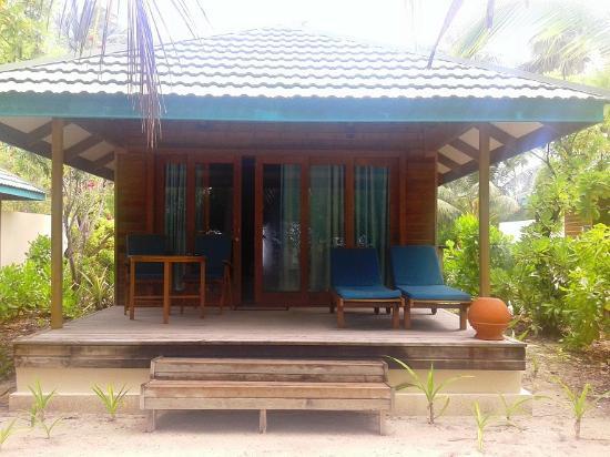 Sunset Villas Picture Of Canareef Resort Maldives
