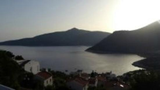 Happy Hotel Kalkan : View from