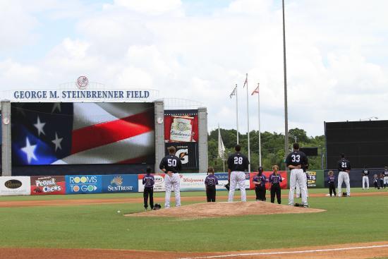 George M. Steinbrenner Field: Tampa Yankees Field of Dreams