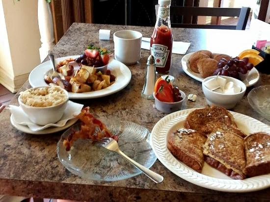 Crazy Alice's : Breakfast