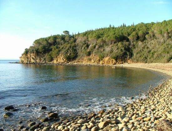Puntone, Italy: CALA MARTINA