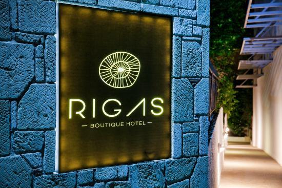 Rigas Boutique Hotel: Rigas