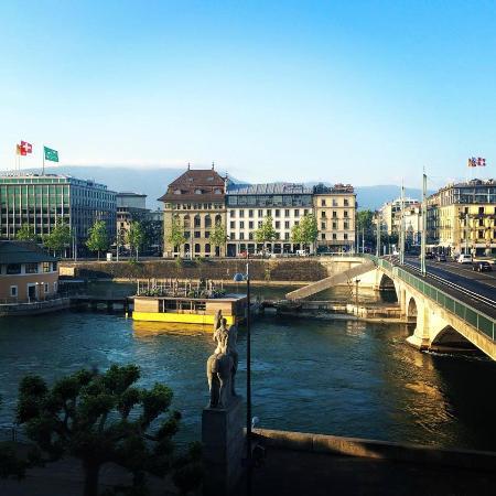 Des Tourelles, hôtels à Genève