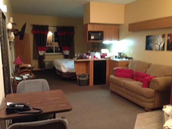 Palmyra Inn & Suites: Jacuzzi Suite