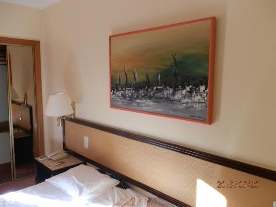 Hotel Miracorgo: Quarto