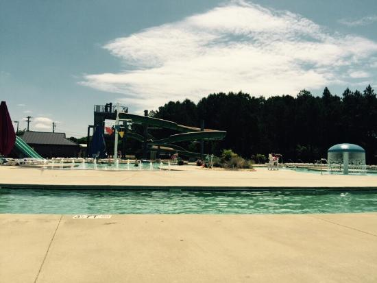 Columbia, Carolina del Sur: Palmetto Falls Water Park