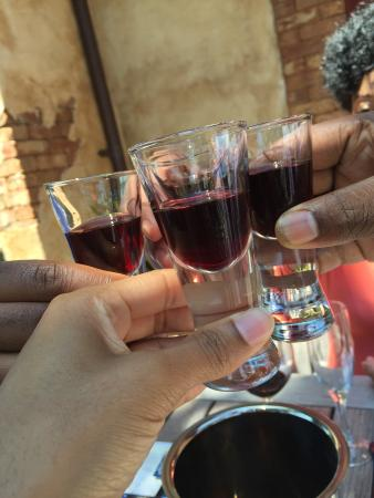 Behind The Gates Tours: Cheers