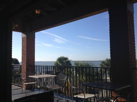 Key West Resort on Lake Dora : Breakfast at Al's