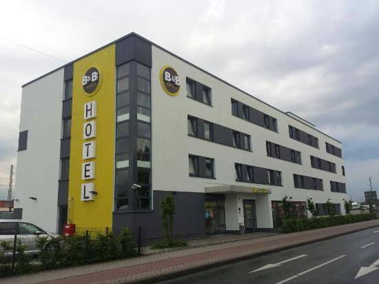 Number One Paderborn ok for one or two nights picture of b b hotel paderborn paderborn
