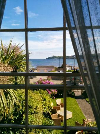 Lombard House Hotel : View from the room window