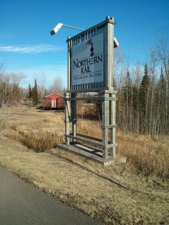 Foto de Northern Rail Traincar Inn