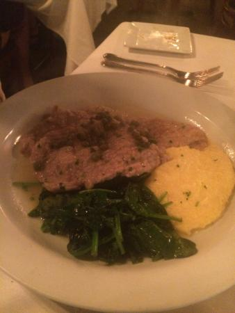 Gianmarco's Restaurant: Veal