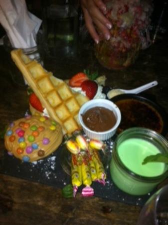 Farandole de desserts ce cupcake obr zek za zen for Le jardin secret cannes
