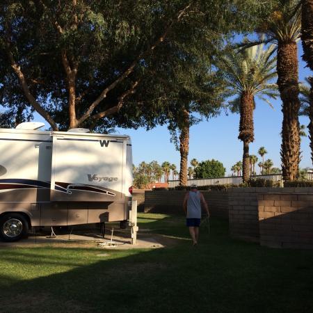 Emerald Desert RV Resort Aufnahme