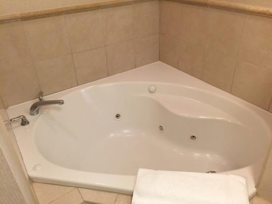 Hilton Garden Inn Tampa Airport Wests The Jacuzzi In Suite Is