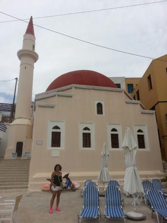 Kastellorizo, Greece: Popular Art Museum - Old Mosque