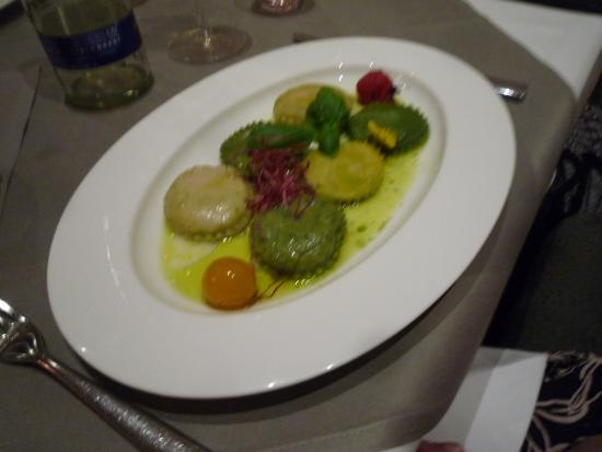 Schapeau: Vegetarian
