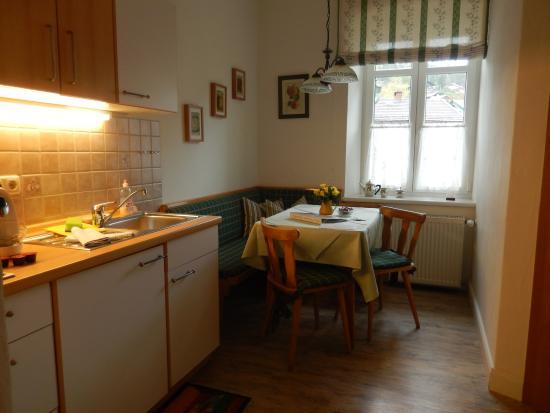 Haus Schweigart: Kitchen