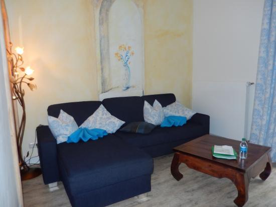 Haus Schweigart: Living Room