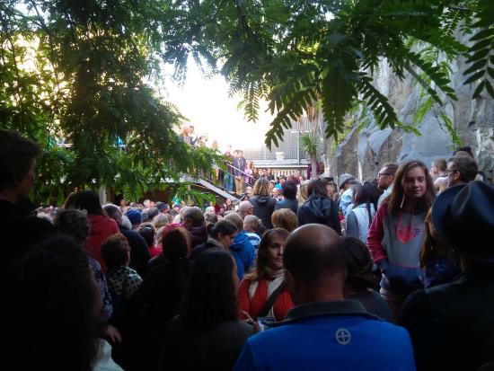 Salamanca Arts Centre: rectango!