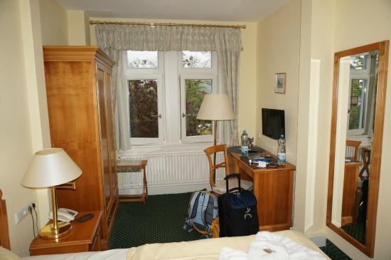 Hotel Haus Hainstein Eisenach : The room