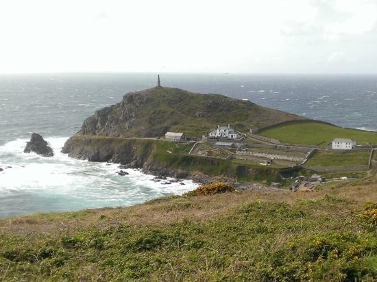 Cape Cornwall Golf & Leisure : Unbelievable Scenary ��