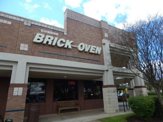 Brick Oven Restaurant We Love The Arboretum