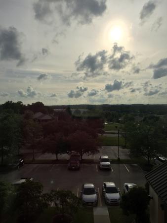 Hyatt Place Nashville/Hendersonville : View from our room