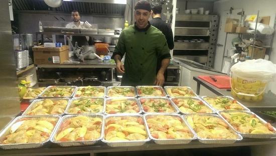 Photo0jpg Picture Of Blue Olive Restaurant Dieppe Tripadvisor