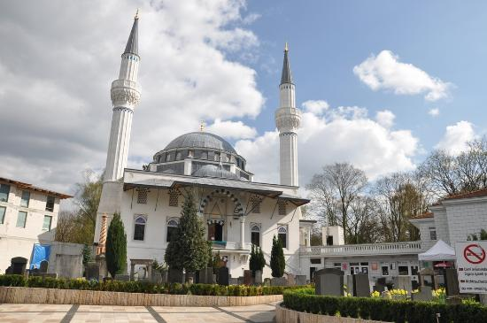 DITIB-Sehitlik Moschee