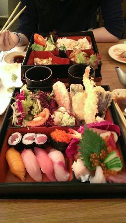 Eat Tokyo : Lovely sushi