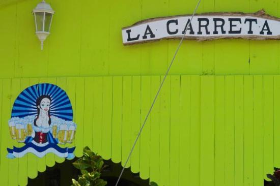 La Carreta: St. Pauly Girl goes Mexican Chola