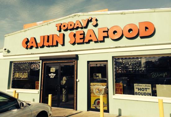 Today Cajun Seafood