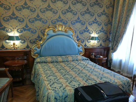 Torre dell'Orologio Suites: Bed