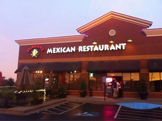 El Agave Mexican Restaurant Mcdonough Menu Prices Restaurant