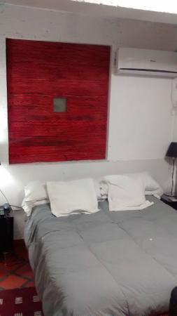Hotel Iris: Habitación