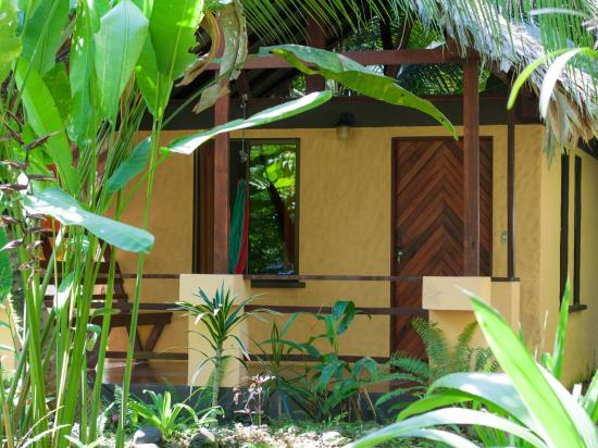 Caribe Town: Superior Bungalow outside -