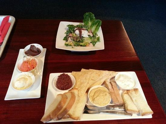 Arkaba Hotel: Yummy Room Service