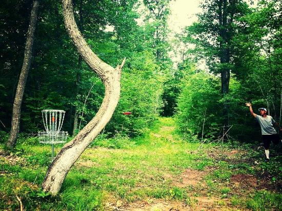 Tjader Acres Disc Golf Course