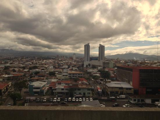 Tryp by Wyndham San Jose Sabana: The view  from tryp sabana San Jose