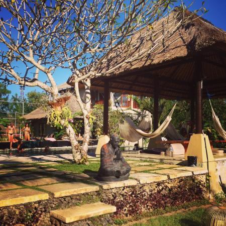 Padang Padang Surf Camp Photo