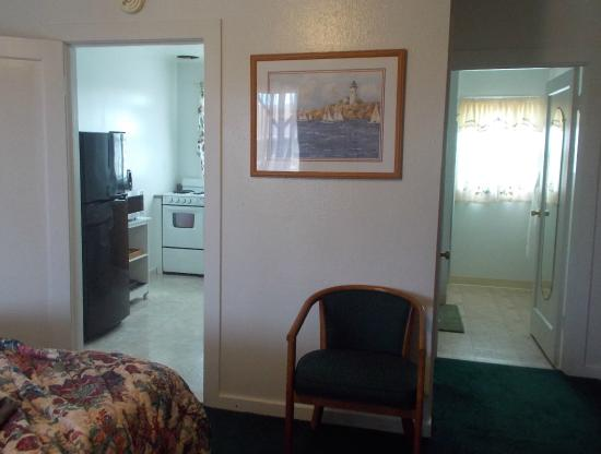 Colombi Motel: Nice clean rooms that are very comfortable.