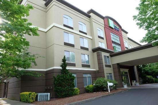 Holiday Inn Express Portland West/Hillsboro: Holiday Inn Express