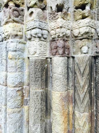 St. Brendan's Clonfert Cathedral: West Door
