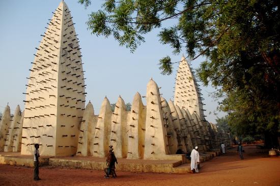 Grande Mosquée de Ouagadougou