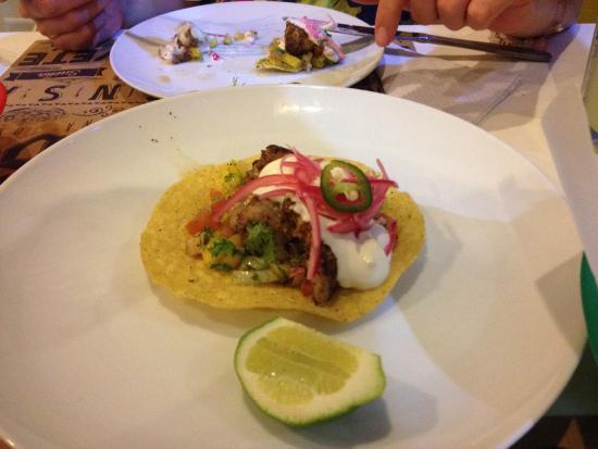 ile: Taco - maravilhoso!!